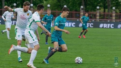 Чемпионат Беларуси. Рух и Неман забили 6 голов на двоих