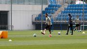 ФОТО. Реал возобновил тренировки после карантина
