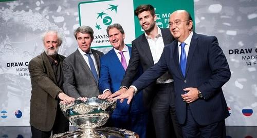 Жерар ПІКЕ: «Не можу уявити Кубок Девіса без уболівальників»