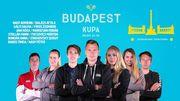 Стаховський візьме участь в Кубку Будапешта