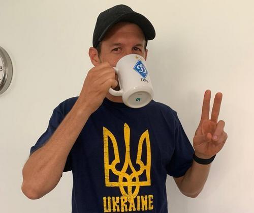 Данило СІЛВА: «Мої діти вибирають Динамо і збірну України»