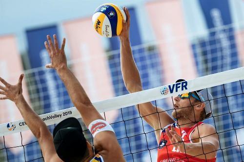 В пляжном волейболе названы новые даты квалификации на Олимпиаду