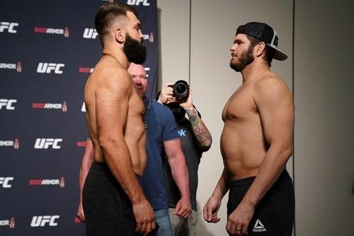 Орловський переміг Лінса в рамках UFC Fight Night 171
