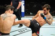 ВІДЕО. Боєць UFC отримав страшне розсічення ноги під час бою