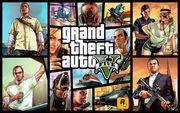 GTA 5 раздают бесплатно в Epic Games Store