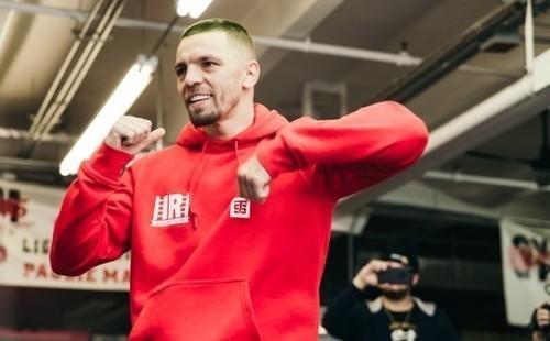 Украинский боксер Редкач бросил вызов Ломаченко