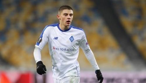 Виталий МИКОЛЕНКО: «Сейчас я не могу быть лидером Динамо»