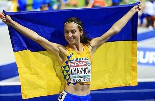 ВИДЕО. Украинская легкоатлетка показала, как правильно жарить яйца