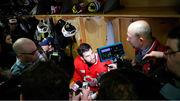 НХЛ, НБА, МЛС и МЛБ запретили журналистам посещать раздевалки спортсменов