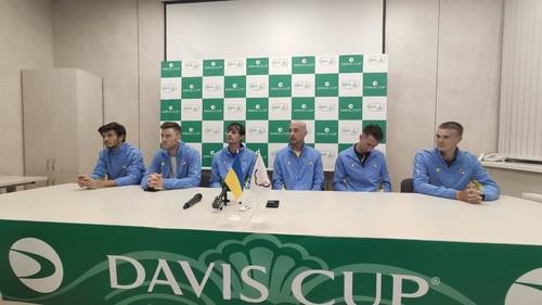 Сборная Украины по теннису потеряла одну строчку в рейтинге наций