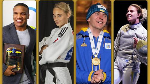 Стали відомі всі переможці премії Герої спортивного року 2019