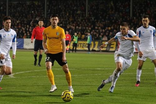 Андрей ПОЛУНИН: «Сенсаций в Кубке Украины не будет»