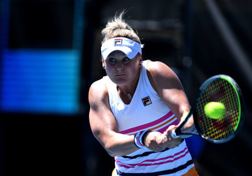 Катерина Козлова начала работать под руководством немецкого экс-теннисиста