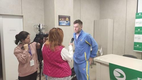 Илья Марченко с победы стартовал на турнире в Казахстане