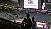 У наступному сезоні НБА можуть допустити мінімальну кількість глядачів