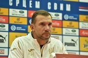 Шевченко розповів, коли поновляться матчі збірних