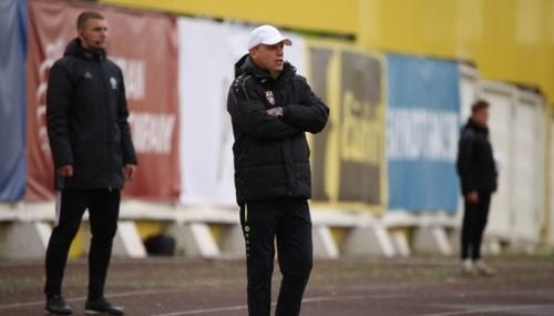 Юрий ВЕРНИДУБ: «И выигрываем, и показываем неплохую игру»