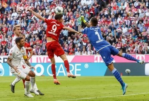 Где смотреть онлайн матч чемпионата Германии Унион Берлин – Бавария