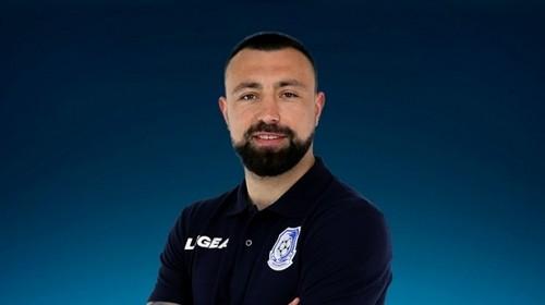 Алексей Антонов стал помощником главного тренера Черноморца