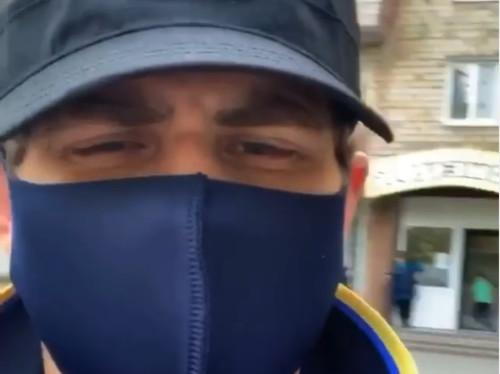 Денис БЕРИНЧИК: «Карантин закончился. Решил купить себе масочку»
