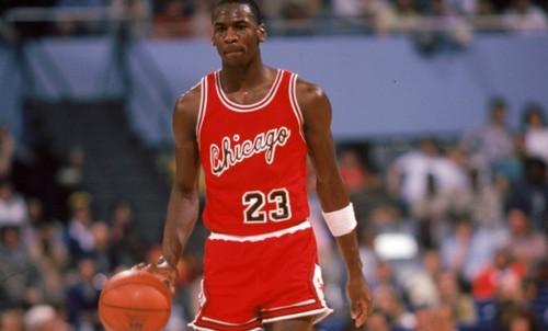 Кросівки Джордана з дебютного сезону НБА продали за півмільйона доларів