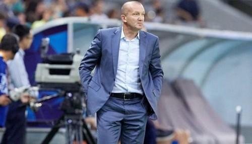 ГРИГОРЧУК: «Готов возглавить украинскую команду с серьезными амбициями»