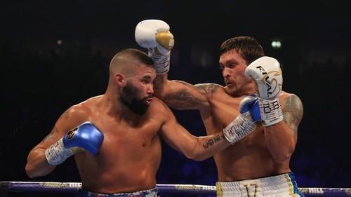 Тоні БЕЛЛЬЮ: «Усик – найкращий боксер, з яким я коли-небудь зустрічався»