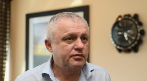 Игорь СУРКИС: «Готовы предоставить Шахтеру любую арену в Киеве»