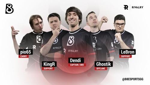 В команде Dendi вскоре будут изменения в составе