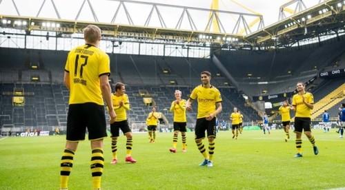 Бундеслига вернулась. Чемпионат Германии показал невероятные ТВ-рейтинги