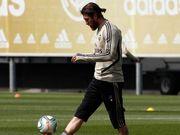 ВИДЕО. Серхио Рамос поражает ворота на тренировке Реала