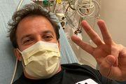 ВИДЕО. Дель Пьеро выписали из больницы