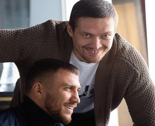 Ломаченко и Усик, я готов за вас сражаться