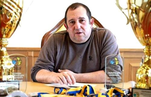 Владимир ДУБИНСКИЙ: «Мы можем создать мужскую команду для Суперлиги»