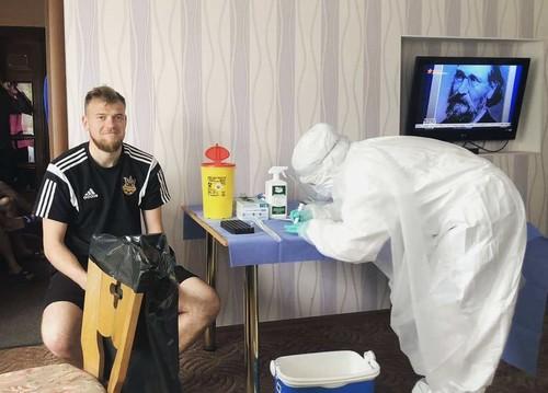 Игроки Львова получили результаты тестирования на коронавирус. Больных нет