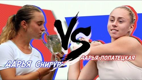 ВІДЕО. Лопатецька і Снігур взяли участь в тенісному батлі