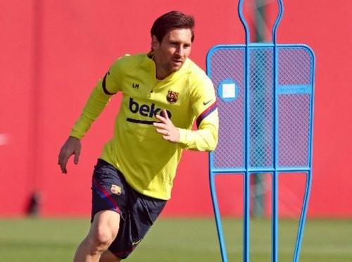Барселона будет играть на Камп Ноу после возобновления Ла Лиги