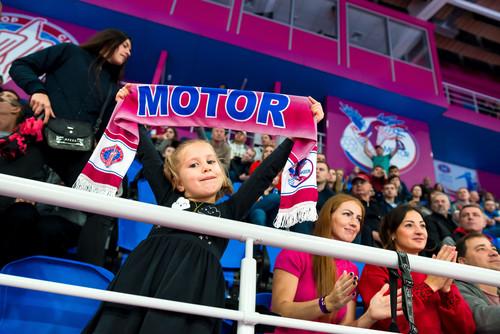 Мотор – чемпион. Чемпионат Украины по гандболу завершен досрочно
