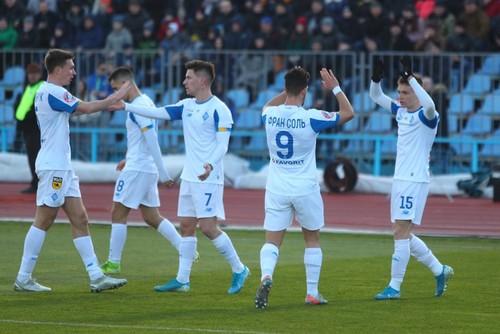 Динамо не собирается проводить товарищеский матч с Колосом 20 мая