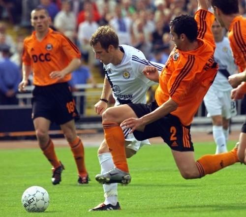 ЧЕРНАТ: «Хотел бы переиграть полуфинальные матчи Кубка УЕФА против Шахтера»