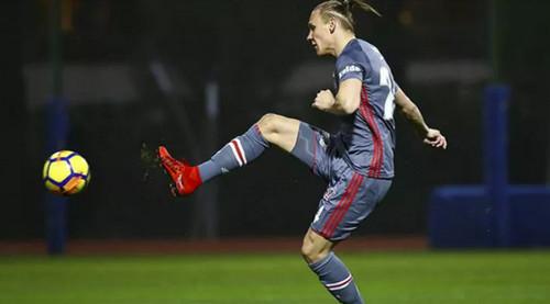 Экс-бек Динамо может помешать трансферу Матвиенко в Арсенал