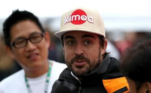 Фернандо АЛОНСО: «Готов к такому вызову, как возвращение в Формулу-1»