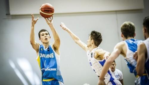 18-летний украинский баскетболист Шульга продолжит карьеру в NCAA