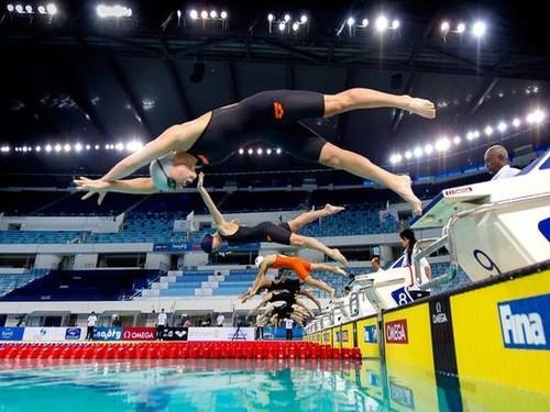 Чемпионат мира по плаванию на короткой воде перенесен на декабрь 2021 года