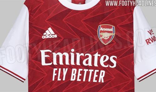 ФОТО. В сети появилась форма Арсенала на следующий сезон