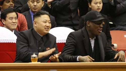 РОДМАН: «Северной Кореей управляет сестра Ким Чен Ына, с ним что-то не так»
