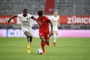 Бавария – Айнтрахт – 5:2. Текстовая трансляция матча