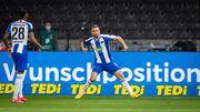 Герта – Унион Берлин – 4:0. Видео голов и обзор матча