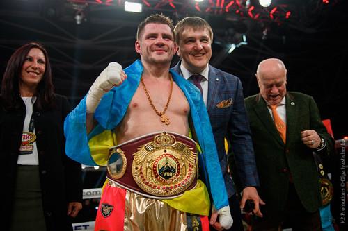 Александр КРАСЮК: «Беринчик готов боксировать с Ломаченко»