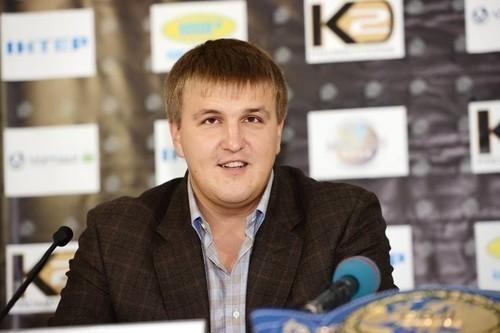 Александр КРАСЮК: «Можем быстро сделать Хижняка чемпионом мира»
